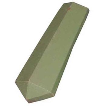 Roof Tile Hip Starter Matte Green
