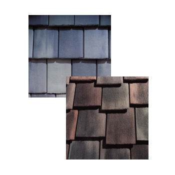 Flat Roofing Tiles