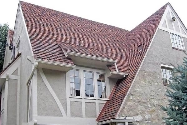 Ludowici Brittany Shingle Roof