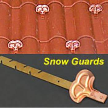 New Copper Snow Guards