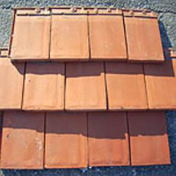 Ludowici Red English Tiles