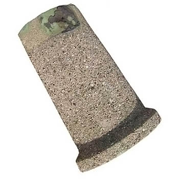 Salvaged Roof Tile Ridge Cover