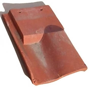 Salvaged Roof Tile Spanish Tile Top