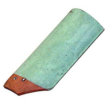 Roof Tile End Band Spanish