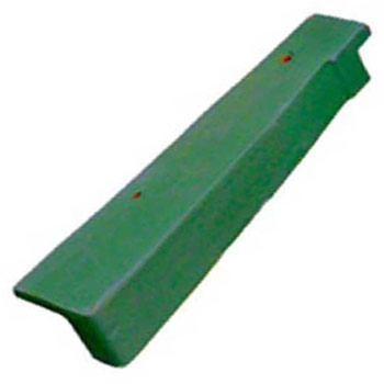 Roof Tile Closed Shingle Rake