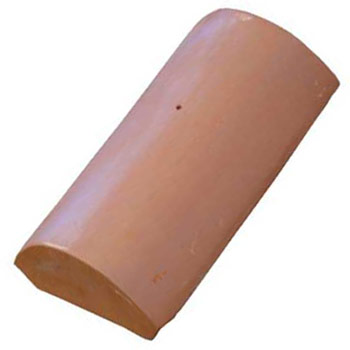 Roof Tile Ridge End Circular Cover
