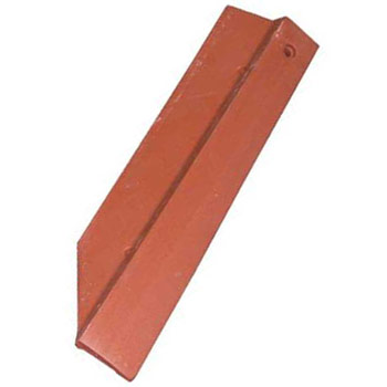 Roof Tile Right Rake Spanish