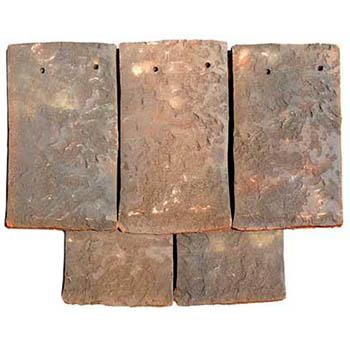 Heritage Clay Shingle Tiles