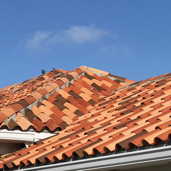 Altusa Spanish Clay Tiles
