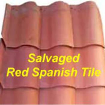 Red Spanish Tiles