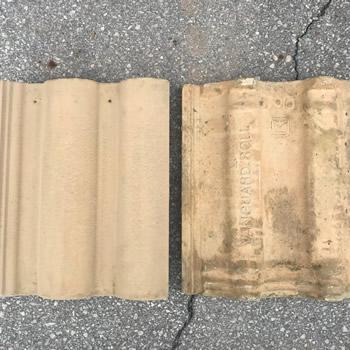 Vanguard Roll Concrete Tile