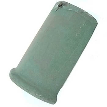 Salvaged Roof Tile Dull Green